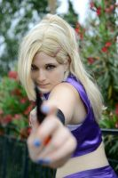Ino Yamanaka cosplay . The strength of a kunoichi by Rael-chan89