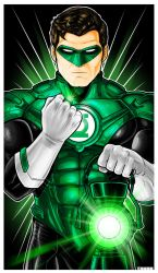 hAL jORDAN ICON by Thuddleston