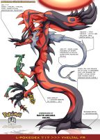 Pokedex 717 - Yveltal FR by Pokemon-FR