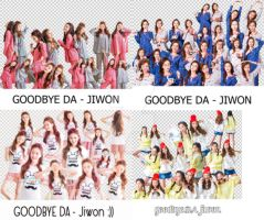 GOODBYE DA :)) Share renders pack by parkjiwon-parkjimin
