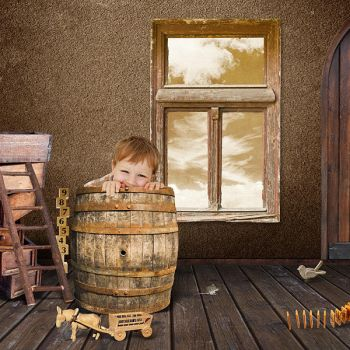 The Wood Room by tarty00