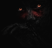 The Red Eyes by A7md3mad