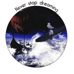 Never Stop Dreaming by sinninginheaven