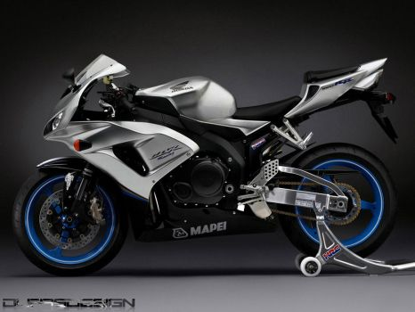 CBR 1000 RR Race Edtion by Dupas02Designer
