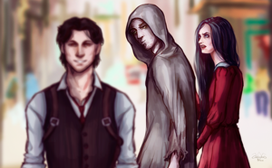 Disloyal man | The Evil Within by CatrineNice