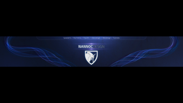 Nannoc Design YT-Banner by NannocDesign