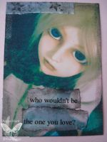 ...the one you love... by evphaedrielle