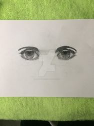 Realistic Eyes by DarkWhispers123