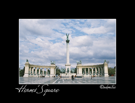 Heroes' Square by mags253