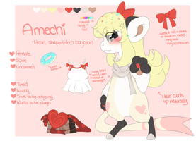[Bagbean] Ame's Reference - Unapproved. by Rain-ette