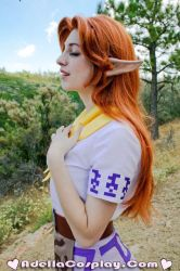 Singing Malon by Adella
