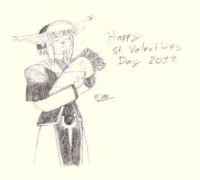 Grace - Valentines Day 2012 by cullsoft