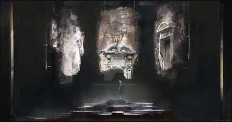 LuigiMarchione StageDesigner conceptArt Opera film by LuigiMarchioneArt
