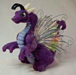 Needle Felted Fairy Dragon