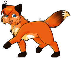Mine|Foxfang My Daughter Deserves The World by DevilsRealm