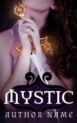 Mystic Premade Cover by Everpage