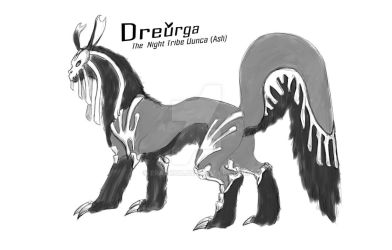Dreurga (2018 re-draft) by Eradrom