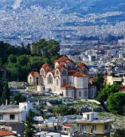 Church,Athens by shuu2