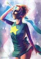 Steven Universe: Pearl by valentina-s
