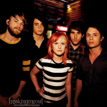 Paramore. by freakingmeout
