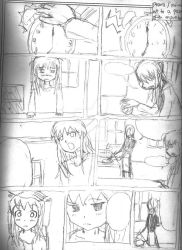 Soul Eater Comic? by Prof-ARTCommenter