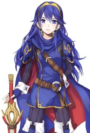 Male Reader X Lucina Your Blessing By Captainredda On Deviantart