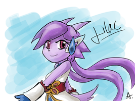 Lilac by chao93