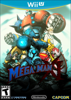 MegaMan 11 ---Cover Idea--- feat. NgBoy by kevboard