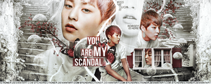 [01092016] SCANDAL| XIUMIN by btchdirectioner