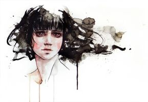 stupidly tiny (about two years ago) by agnes-cecile