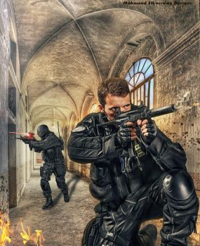 SPec - Ops Stealth Operation by mah007moud