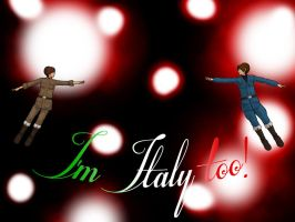 I'm Italy Too! by Taylor303