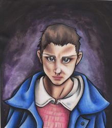Eleven by calicokatt