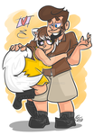 Paypal Commissions - Cute Couple