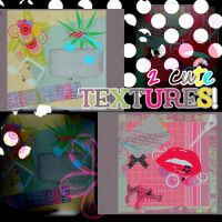 2 cute textures by GlamourObsession