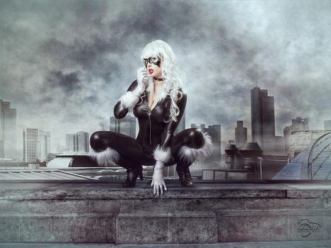 Black Cat 02 by Mircalla-Tepez