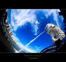 The Merlion by D4D1