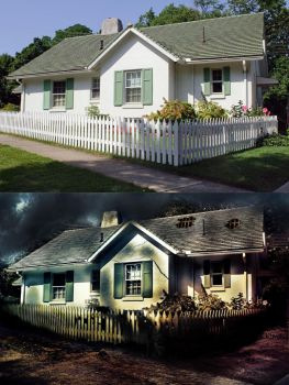 Fotolia Stockpocalypse Contest Before and After by WingedWarrior7