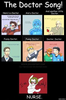 The Doctor Song by NanaScar