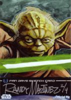 Star Wars Fan Days 3: VIP Yoda by Randy-Martinez
