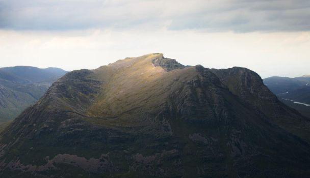 Beinn Dearg Mor, Fisherfields, Highlands, Scotland by younghappy