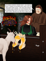 Mairead's Mad Monk misery by grippedchimp