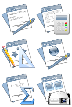 Ximian OpenOffice.org Icons by arcisz