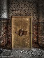 Door to Narnia by stengchen