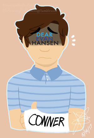 Dear Evan Hansen  by Infinity-Drawings