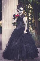 No time to cry by DameTenebra