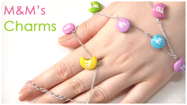 DIY: Super Delicious Charms by Leviana