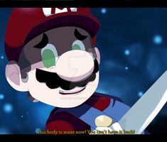 (Mario)The Music Box:Possession by Marios-Friend9