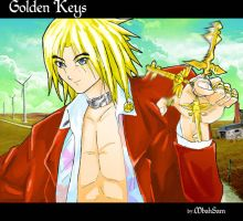 Golden keys by mbahsam