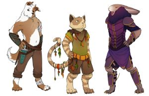 Medieval Adoptables [CLOSED] by suncalf